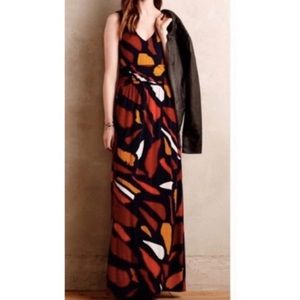 Anthropologie Maeve Chava Maxi Dress